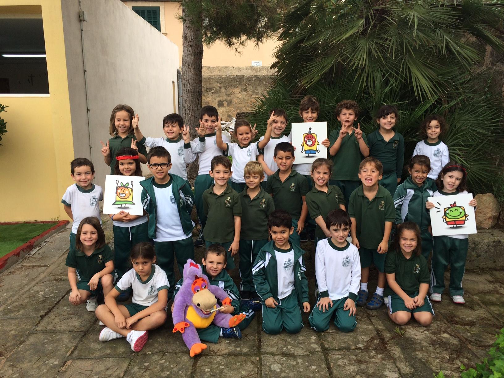 Semana Dental en el Colegio Sant Francesc d'Assís