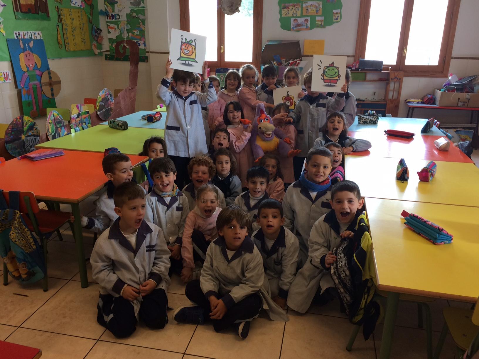 Semana dental en el colegio Santa Teresa