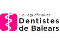 collegi oficial de dentistes de balears coped ortodoncia mallorca logo new